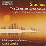 シベリウス:交響曲全集 (4CD) (Sibelius: The Complete Symphonies) [Import]