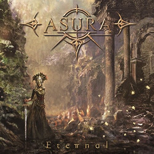 ASURA (アスラ) – Eternal [MP3 320 / CD] [2018.07.27]