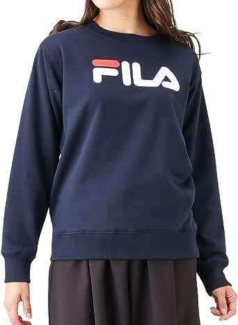 FILA(フィラ) ビッグロゴ 裏毛トレーナー FL1523 レディース