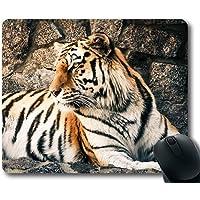 動物はマウスパッド、動物撮影大猫、クレソンのトラのマウスパッド