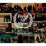 25周年BEST ALBUM『FIELD OF VIEW 25th Anniversary Extra Rare Best 2020』
