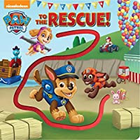 Nickelodeon PAW Patrol: Trace Race to the Rescue!