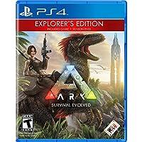 Studio Wildcard Ark: Survival Evolved - Explorers Edition Ps4