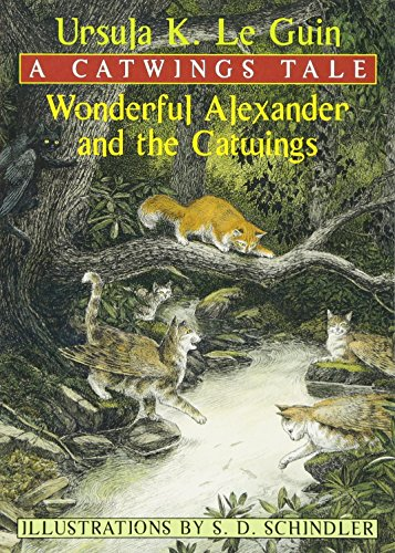 Wonderful Alexander and the Catwingsの詳細を見る