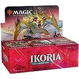 MTG マジック:ザ・ギャザリング イコリア:巨獣の棲処 ブースターパック 日本語版 36パック入り (BOX)