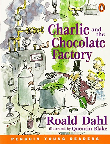 Penguin Yong Readers Level 3: CHARLIE & CHOCOLATE FACTORY  (Medium) (Penguin Young Readers (Graded Readers))の詳細を見る