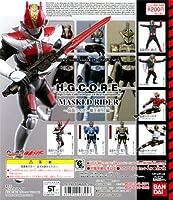 """ガシャポンh.g.c.o.r.e. """" Masked Rider–Masked Rider den-o Calling On Hen """" Singleアイテム"""