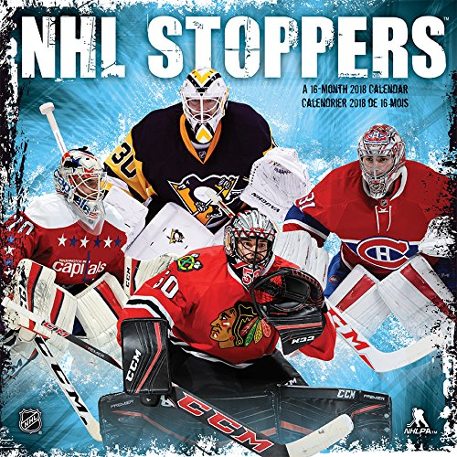 NHL Stoppers 2018 Calendar