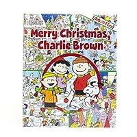 Merry Christmas, Charlie Brown (Look & Find)