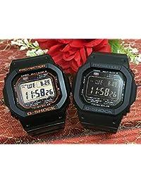 カシオCASIO 腕時計 G-SHOCK ペアウォッチ 純正ペアケース入り ジーショック 2本セット GW-M5610R-1JF GW-M5610-1BJF