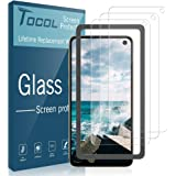 TOCOL [3PACK] for Samsung Galaxy S10e Screen Protector Tempered Glass HD Clarity, Anti-Scratch, Bubble Free Easy Installation
