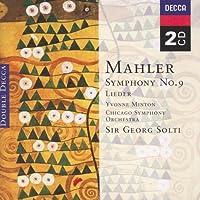 Mahler: Symphony No.9 & Lieder