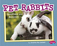 Pet Rabbits: Questions and Answers (Pet Questions and Answers)