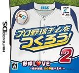 プロ野球チームをつくろう! 2