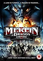 Merlin and the Dragon Empire [DVD] [Import]