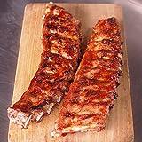 豚スペアリブ ベービーバックリブ (2枚) バーベキュー BBQ用 Baby Pork Back Ribs 1kg