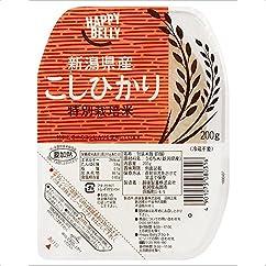 Amazonオリジナル Happy Belly パックご飯