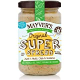 Mayver's Original Super Spread, 280 g, Nuts, Chia And Sesame