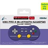 【Switch Lite / Switch / レトロフリーク対応】 8BitDo N30 Pro 2 Bluetoot…