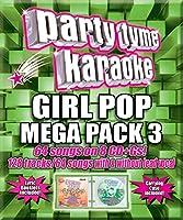 Party Tyme Karaoke: Girl Pop Mega Pack 3