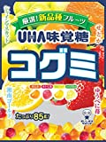 味覚糖 コグミ 新品種フルーツアソート 85g×10袋