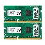 KVR13S9S8K2/8 [SODIMM DDR3 PC3-10600 4GB 2枚組]