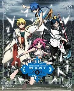 マギ 9(完全生産限定版) [DVD]