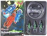 【6】 ザッカPAP 宇宙戦艦ヤマト メカニカルコレクション Part.4 駆逐型デストロイヤー艦×3 単品