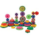 Learning Resources Gears! Gears! Gears! Wacky Factory, 128 Pieces