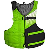 Stohlquist Adult FIT High Mobility Life Jacket | Unisex Personal Floatation Device, PFD Vest