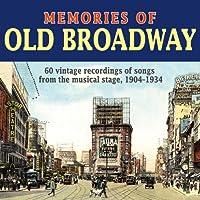 Memories of Old Broadway-60 Vintage Records