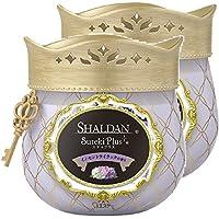 【まとめ買い】 シャルダン SHALDAN ステキプラス 消臭芳香剤 部屋用 部屋 イノセントライラックの香り 260g×2個