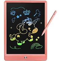 MiluMilu お絵かきボード 10インチお絵かきおもちゃ お絵描きボード 電子パッド 電子メモ, おえかきボード 女…