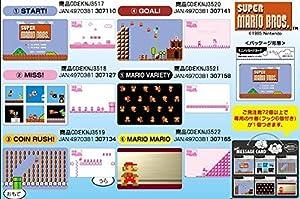 スーパーマリオブラザーズ ミニメッセージカード (1)START!