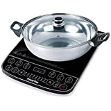 PowerPac PPIC887 Induction Cooker W/SS Pot