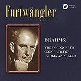ブラームス:ヴァイオリン協奏曲&ヴァイオリンとチェロのための二重協奏曲