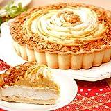 誕生日ケーキ お芋専門店のおいも入り濃厚チーズケーキ(5号 3~4名)
