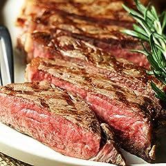 ミートガイ USDAチョイスグレード サーロインステーキ (350g) アメリカンビーフ USDA CHOICE Beef Sirloin Steak