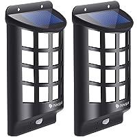 Novopal LED センサーライト ソーラーライト