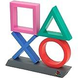 【PlayStation 公式ライセンス商品】グラフト ゲーミングライフ Paladone Icons Light XL/PlayStation プレイステーション アイコンライトXL 【日本正規代理店保証品】 PLDN-003