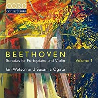 Sonatas for Fortepiano & Violin 1 by Susanna Ogata