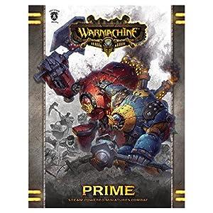 [ウォーマシン]Warmachine WARMACHINE: Prime Hardcover 1066 [並行輸入品]