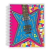 [Mudpuppy]Mudpuppy Awesome 80s! Layered Journal 9780735342187 [並行輸入品]