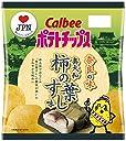 カルビー ポテトチップス 奥大和柿の葉すし味 (奈良県) 55g×12袋