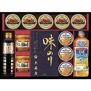 大森屋&ニッスイかに缶詰合せギフト 15-7671-080