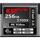 Komputerbay Professional 3700x CFast 2.0カード 256GB (最大読込 560M…
