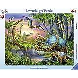 ラベンスバーガー(Ravensburger) 恐竜の沼(45ピース) 06633 9