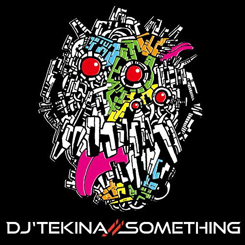 DJ'TEKINA//SOMETHING 紙ジャケ仕様