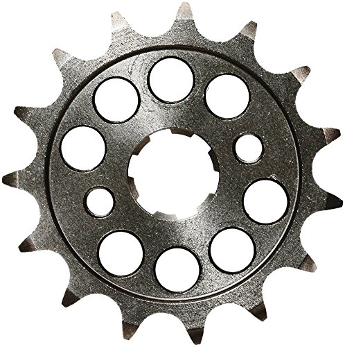キタコ(KITACO) ドライブスプロケット(15T/428サイズ) モンキー125 グロム(GROM) フロント 530-1444015