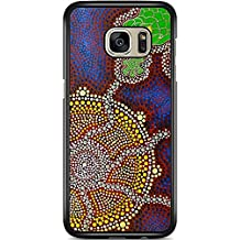 For Samsung Galaxy S7 - Aboriginal Art Case Phone Cover